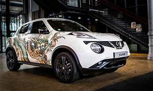 Nissan Juke Versions : nissan presenta versi n tatuada de su crossover juke automundo ~ Gottalentnigeria.com Avis de Voitures