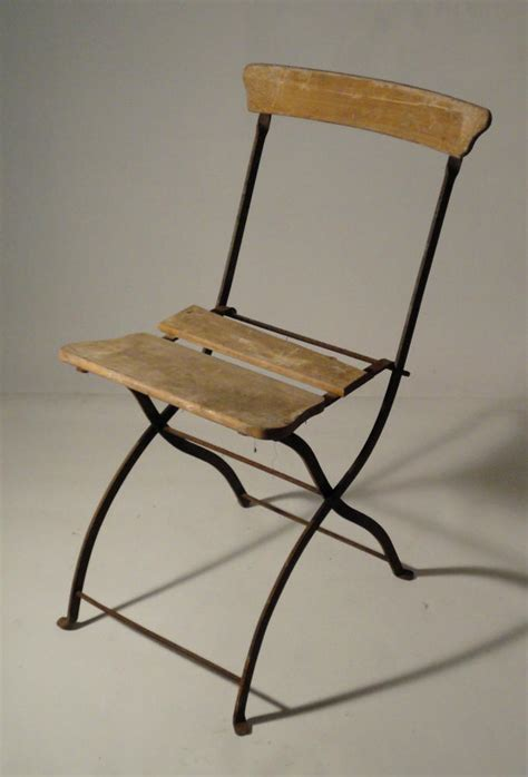 chaise bistrot ancienne stunning chaise de jardin pliante ancienne gallery home