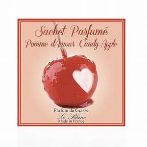 Sachet Parfumé Pour Armoire : sachet parfum pomme d 39 amour sachet senteur pomme d 39 amour ~ Teatrodelosmanantiales.com Idées de Décoration