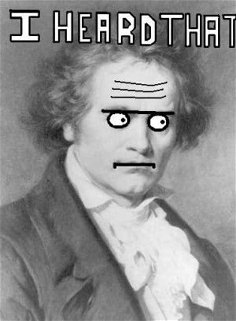 Beethoven Meme - beethoven jokes kappit