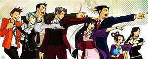 Ace Attorney Franchise Behind The Voice Actors