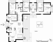 plan maison contemporaine gratuit toit plat - Plan Maison Contemporaine Gratuit