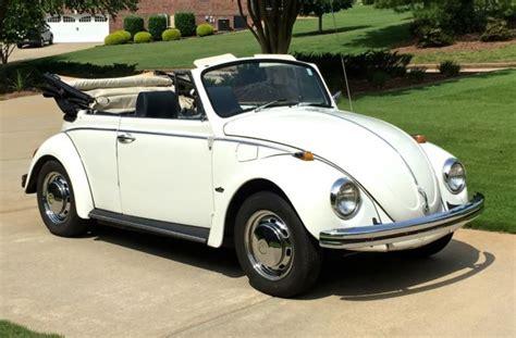 Looking for a volkswagen convertible model with some real character? 1968 Volkswagen Beetle Convertible for sale - Volkswagen ...