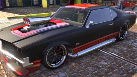 Gta 5 Best Muscle Cars