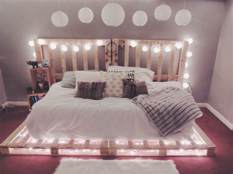Led Lights To Hang In Your Room by 45 Ideas To Hang Lights In A Bedroom Shelterness