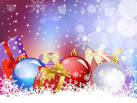 christmas background vector art graphic  vector