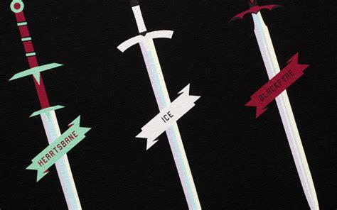 fpo  valyrian steel swords  westeros