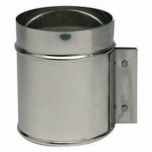 Tubage Flexible Inox 180 : collier de d part inox pour tubage flexible ten bricozor ~ Premium-room.com Idées de Décoration