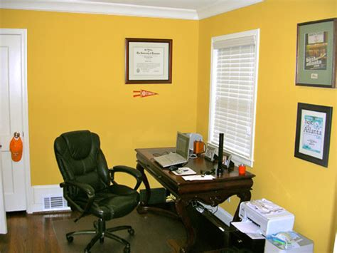 some unique ideas on office paint colors to increasing