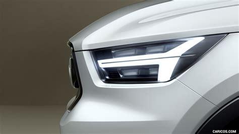 2018 Volvo 401 Concept Headlight Hd Wallpaper 5