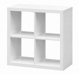 Etagere Cube But : etag re 4 cubes emilie blanc ~ Teatrodelosmanantiales.com Idées de Décoration