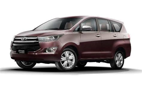 toyota innova crysta facelift 2020 toyota innova crysta facelift 2020 rating review and