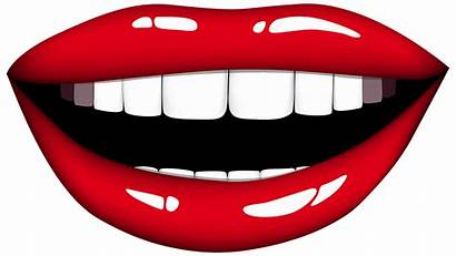 Smile Clipart Mouth Smiling Cliparting