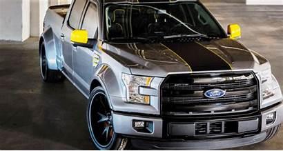 Trucks Ford 150 Sema Pimped Lifted Pickups