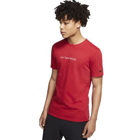 Nike I am Tiger Woods Tee   PGA TOUR Superstore