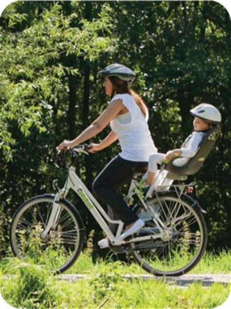 siege hamax siesta transporter un enfant à vélo au quotidien toutes les