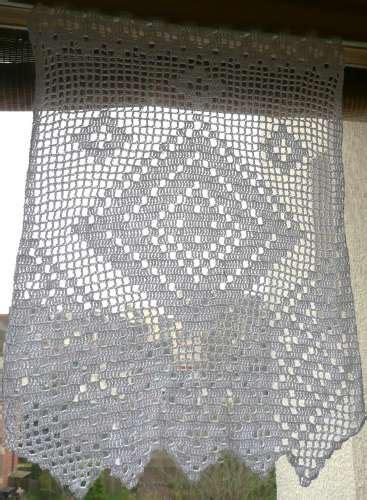 rideau au crochet atelier de tante lucie