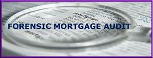 Forensic mortgage auditr lenders compliance group for Forensic audit of mortgage loan documents