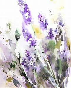 37 best images about lavender on Pinterest | Watercolors ...