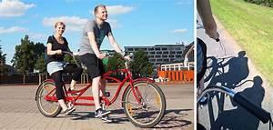 Hamburg Fahrrad Leihen : zu zweit auf zwei r dern ~ Avissmed.com Haus und Dekorationen