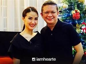 Heart Evangelista on husband Chiz Escudero: 'I have a ...