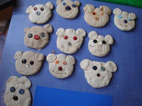 merveilleux ourson pate a sel 11 les photos en et plastifi 233 es des ours des enfants