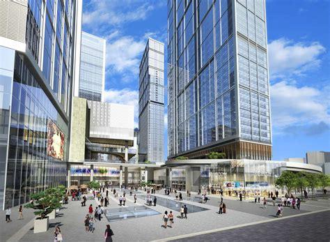 chengdu international finance square   architecture