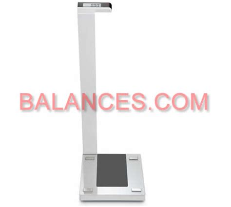 seca medical bathroom scale  balance precision