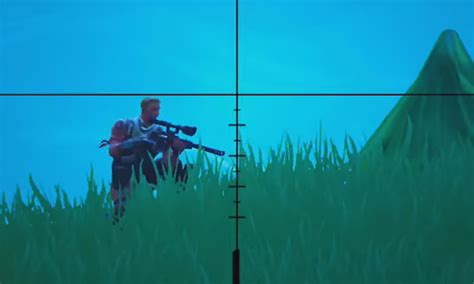 fortnite sniper tips guide 7 2 0 update damage stats aiming bullet drop pro guides