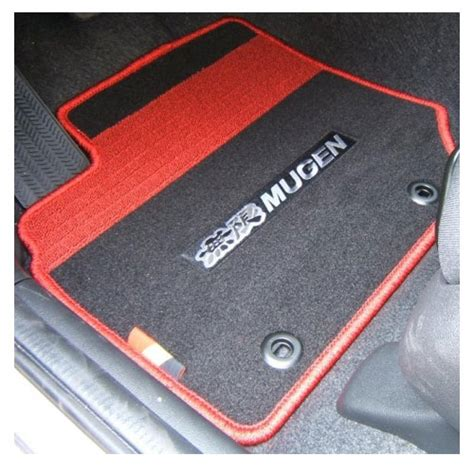 08p15 xtk 000 honda sport carpet floor mats fit mugen