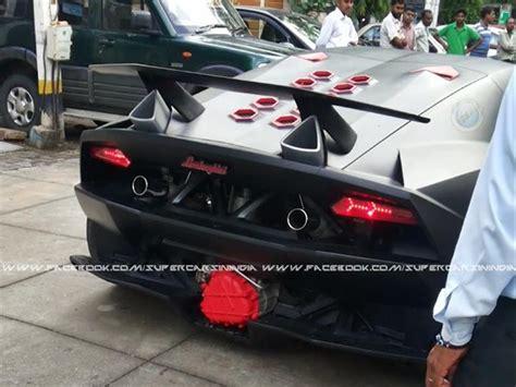 Lamborghini Sesto Elemento Replica Basedon Gallardo Lp560