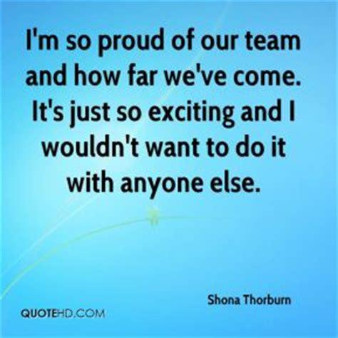 proud team quotes quotesgram