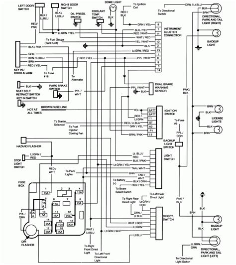 2011 Ford Duty Wiring Diagram Pdf by 1986 Ford F150 Lariet Freeautomechanic Advice