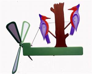 Yohan Woodworking project: Here Whirligig patterns