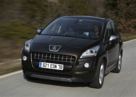 peugeot new car prices 2012 peugeot 3008 new features new price photos 1 of 4