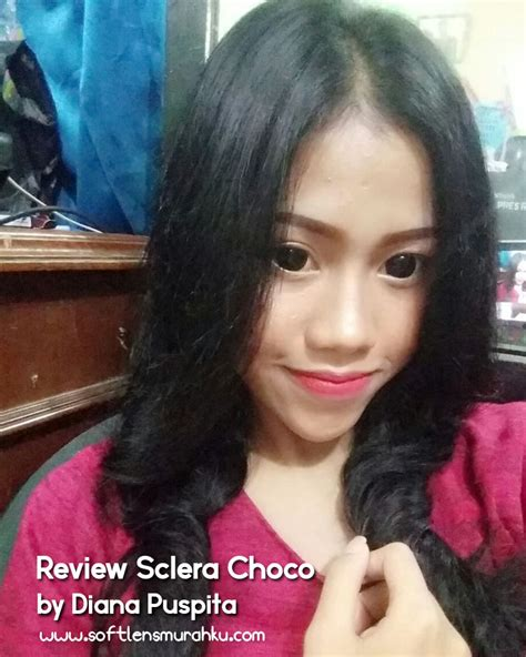 softlens sclera choco softlens coklat diameter besar softlensmurahku