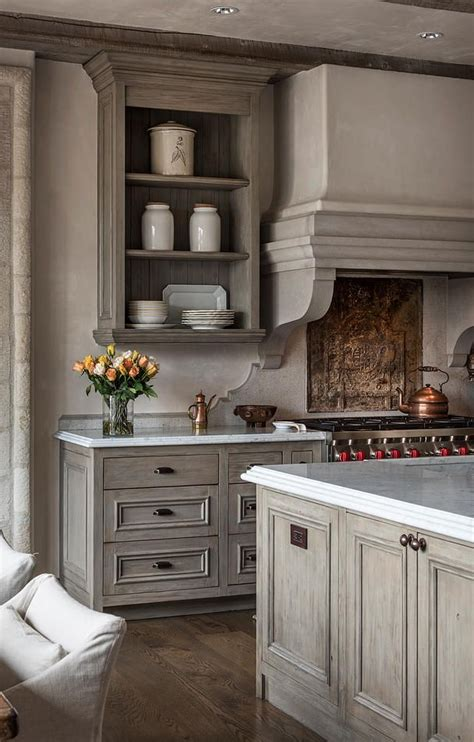 gray stained kitchen cabinets mark cristofalo beautiful grey timber cabinetry paired