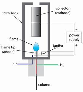 gas chromatography flame ionization detector