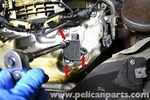 Mercedes-benz W203 Oil Level Sensor Replacement