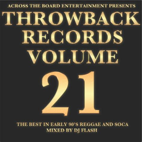 Row The Boat Signal The Plane by Dj Flash Mixtapes Dj Flash Throwback Records Vol 21 Late