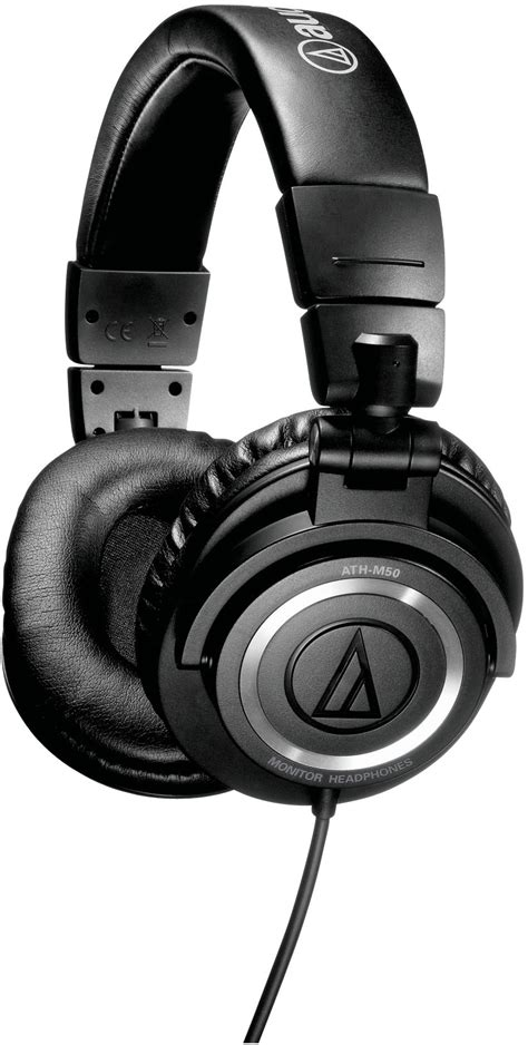 Audio-Technica ATH-M50s Studio Monitor Headphones   zZounds