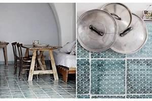 Sol Vinyle Cuisine : sol vinyle dalles autocollantes dalle autocollante cuisine ~ Farleysfitness.com Idées de Décoration
