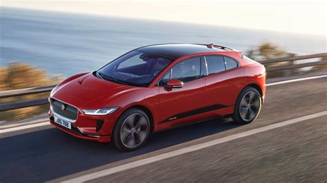 Jaguar Ipace Price And Specifications  Ev Database