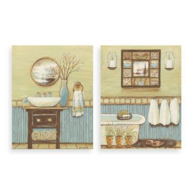 buy bathroom wall art from bed bath beyond