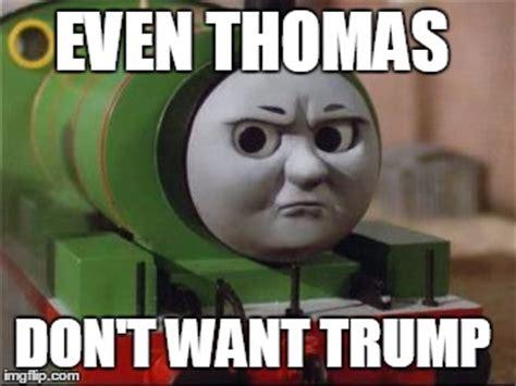 Thomas Meme - thomas the dank engine imgflip