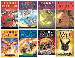 Harry Potter The Complete Collection (18 Books) By Jk