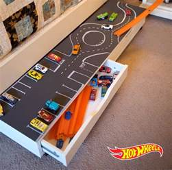 Garage Floor Parking Mat by Room For Vroom 17 Ways To Organise And Store Toy Cars
