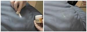 Comment Réparer Un Canapé En Cuir Déchiré : reparer accroc sur canape cuir ~ Mglfilm.com Idées de Décoration