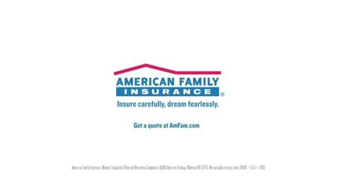 By 1977, american family celebrated its 50th. American Family Insurance TV Commercial, 'On the Road' - iSpot.tv