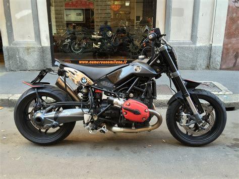 Bmw R1200 Supermoto By Tony's Toy Custom Motorcycles